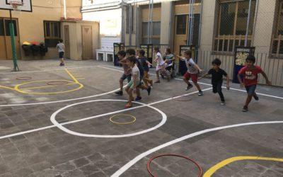 English playground games